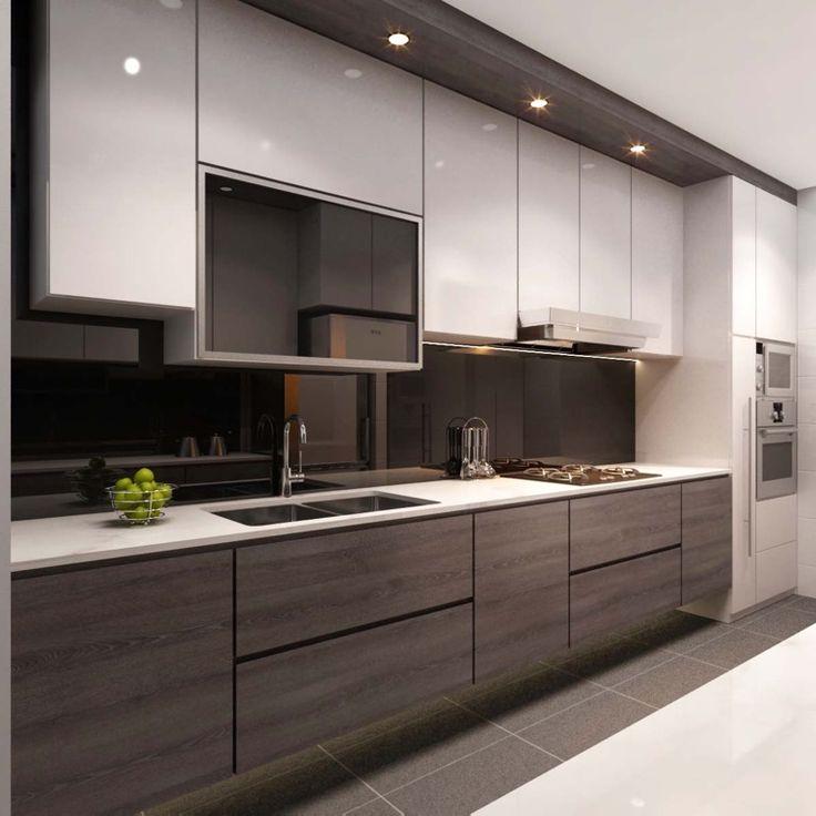 اجمل صور ديكورات مطابخ 2019 Modern Kitchens