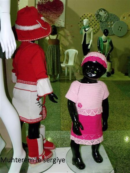 kız çocuk için örgü modelleri