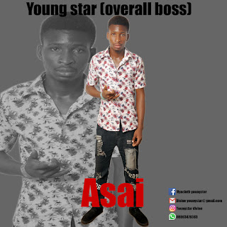 MUSIC: Young Star - ASAI