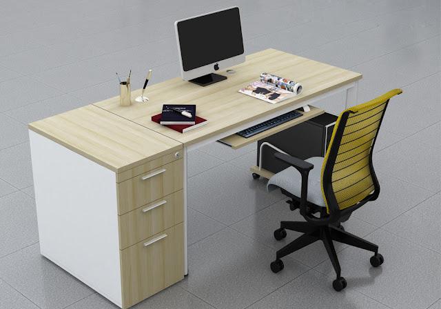 Bộ bàn bề mặt melamine mã 307M