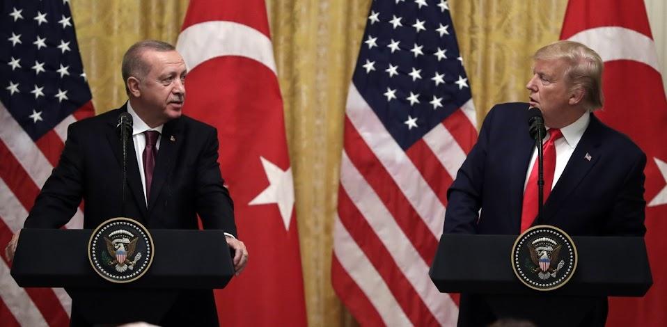 ΗΠΑ: Πέρασαν από τη Βουλή οι κυρώσεις για την Τουρκία