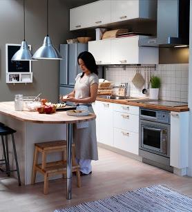3 Tips Penting Memilih Kitchen Set Untuk Rumah Minimalis