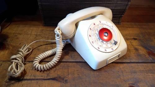 Teléfono de disco