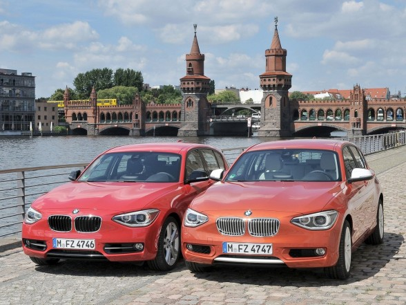 2012 BMW 1-Series Sport Line and Urban Line | Car Preview | by 3mbil