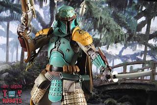 Star Wars Meisho Movie Realization Ronin Boba Fett 23