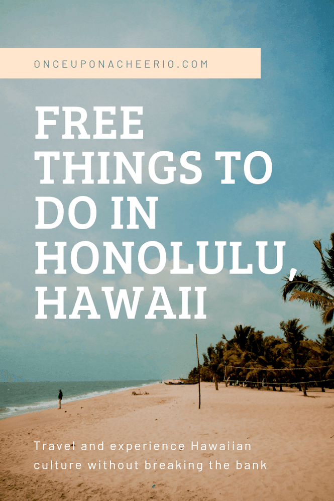 FREE Things to Do in Honolulu, Hawaii