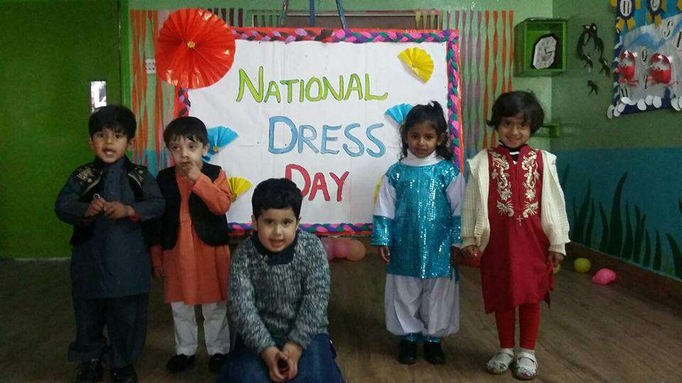 National Dress Day Wishes Photos