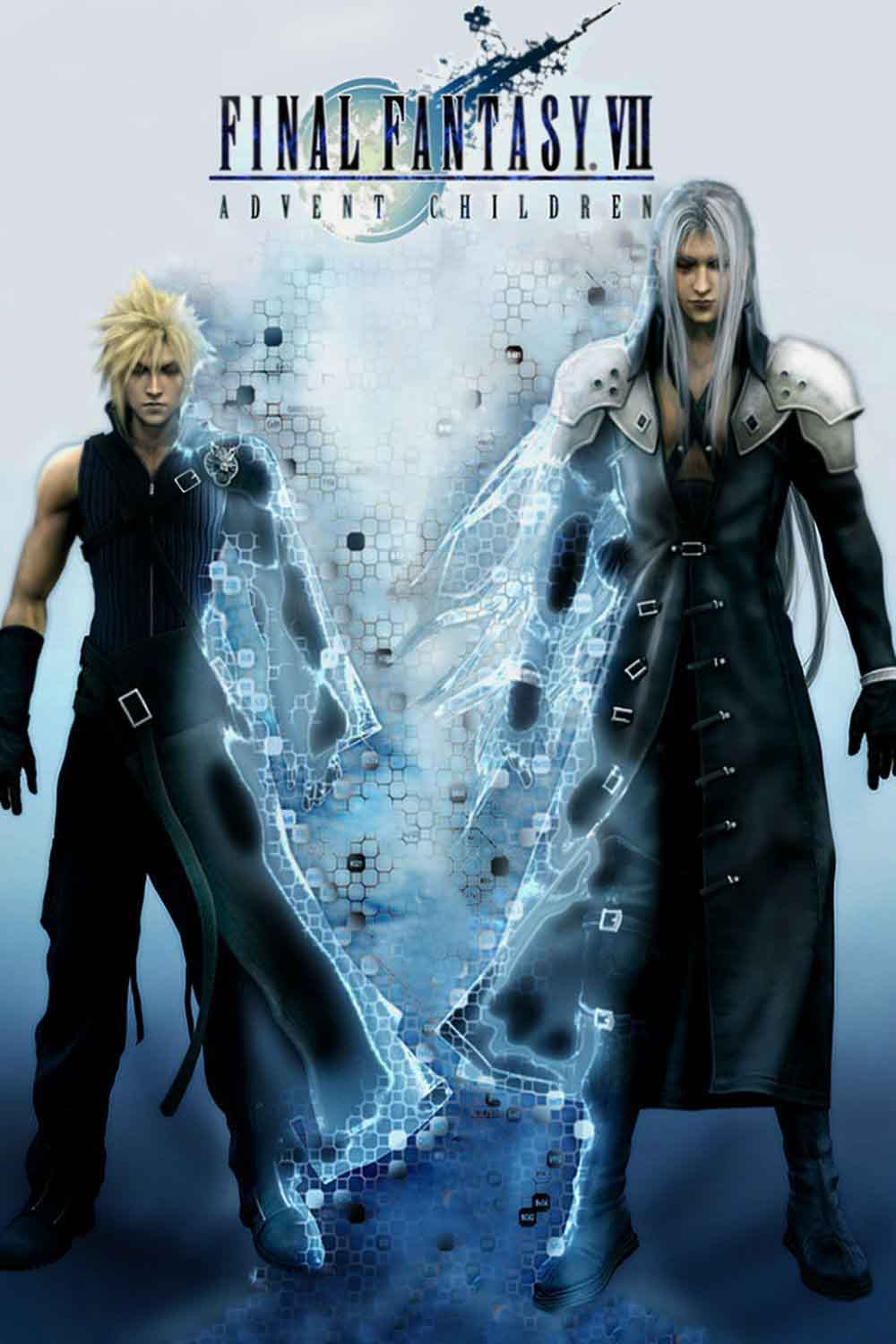 Final Fantasy VII: Advent Children Torrent – Blu-ray Rip 1080p Legendado (2005)