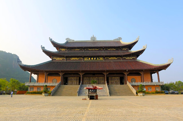 Bai Dinh Pagoda and Things to know about the Largest Buddhist Complex In Southeast Asia 6