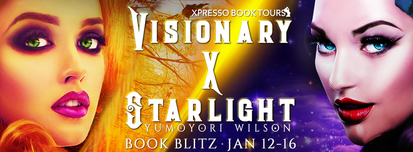 Visionary Starlight Book Blitz