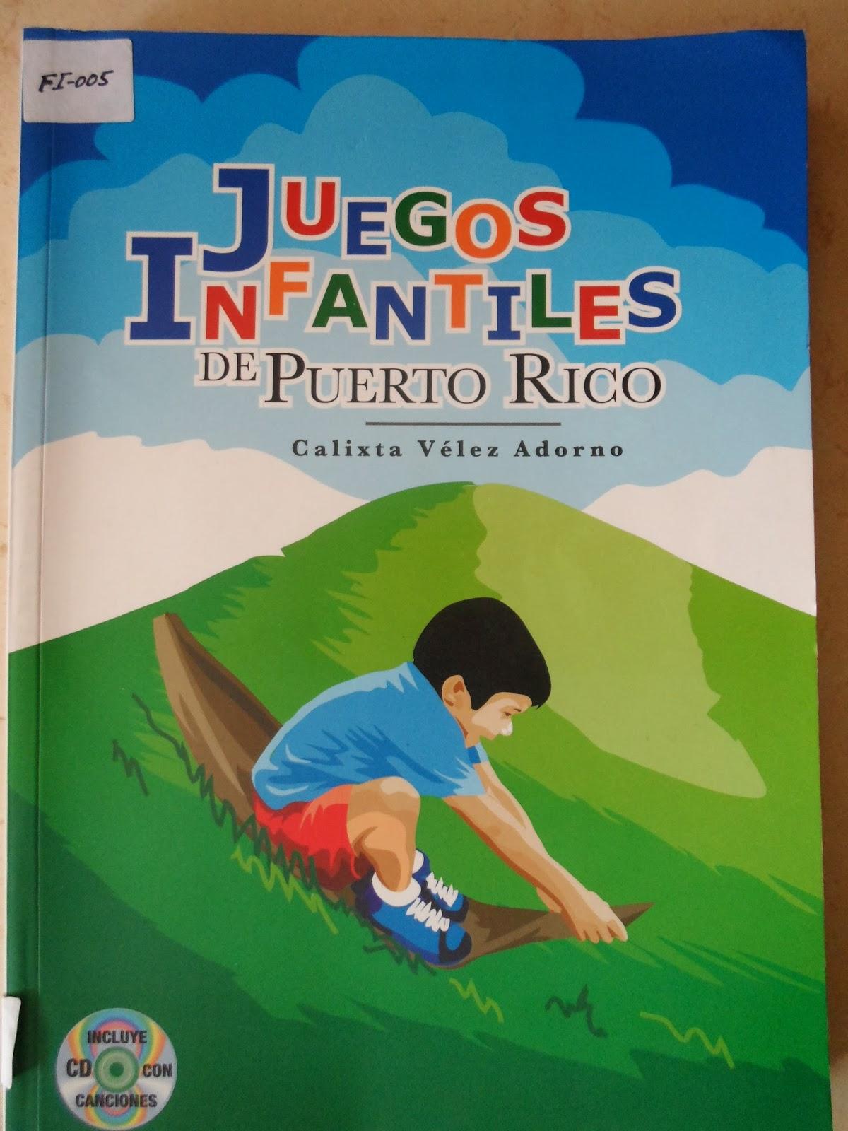 Los Juegos Infantiles Folklore Dominicano