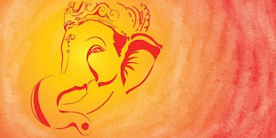 Happy Ganesha image