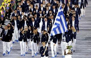 Η ΔΟΑ τιμά τους Ολυμπιονίκες στην Αρχαία Ολυμπία