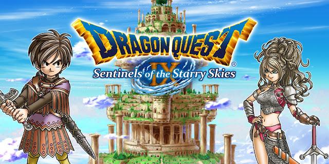 Dragon Quest IX (DS) pode receber remake no futuro próximo, revela equipe original de desenvolvedores