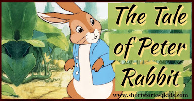The Tale of Peter Rabbit Bedtime Story with Pictures and PDF