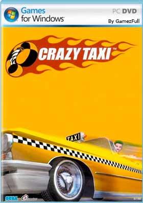 Crazy Taxi 1 (2002) PC Full Español [MEGA]