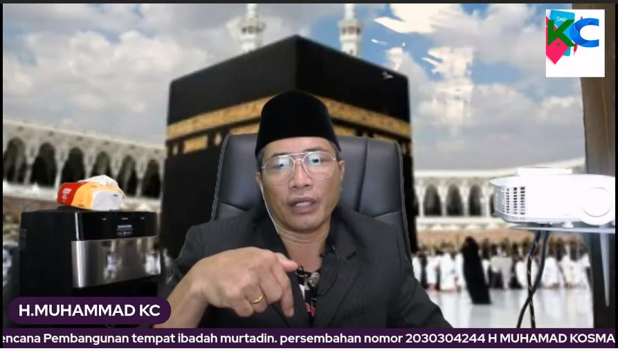 YouTuber Muhammad Kece Akhirnya Buka Suara Usai Dikecam karena Dugaan Penistaan Agama