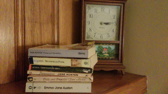 books--Jane Austen