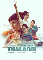 Thalaivi 2021 Full Movie [Hindi-DD5.1] 720p & 1080p HDRip