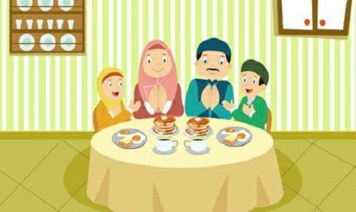 Bacaan Doa Buka Puasa Ramadhan Doa Makan Sahur Lengkap Dengan Artinya