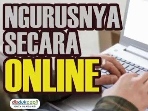 layanan online disdukcapil kota bandung