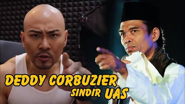 Deddy Corbuzier vs UAS