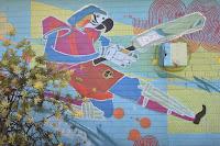 Melba Street Art | Byrd