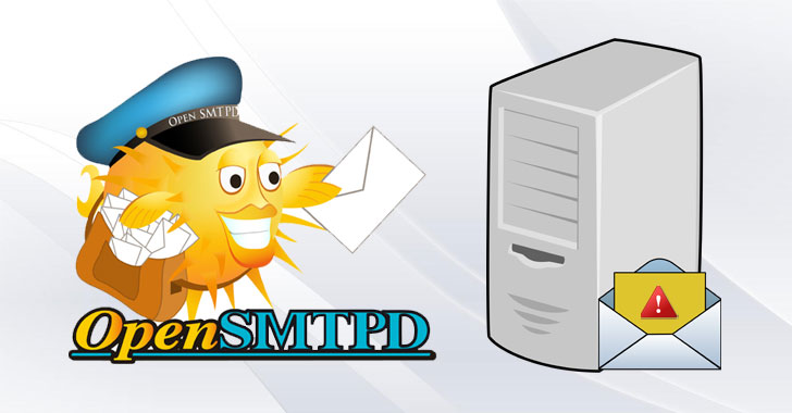 OpenSMTPD email server vulnerability