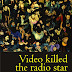 Primera muestra a la portada de Video Killed the radio star la nueva novela de Daniel Rojas Pachas (Narrativa Punto Aparte)