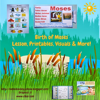 http://www.biblefunforkids.com/2013/08/moses-birth-marriage.html