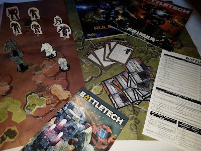 Battletech de Catalyst