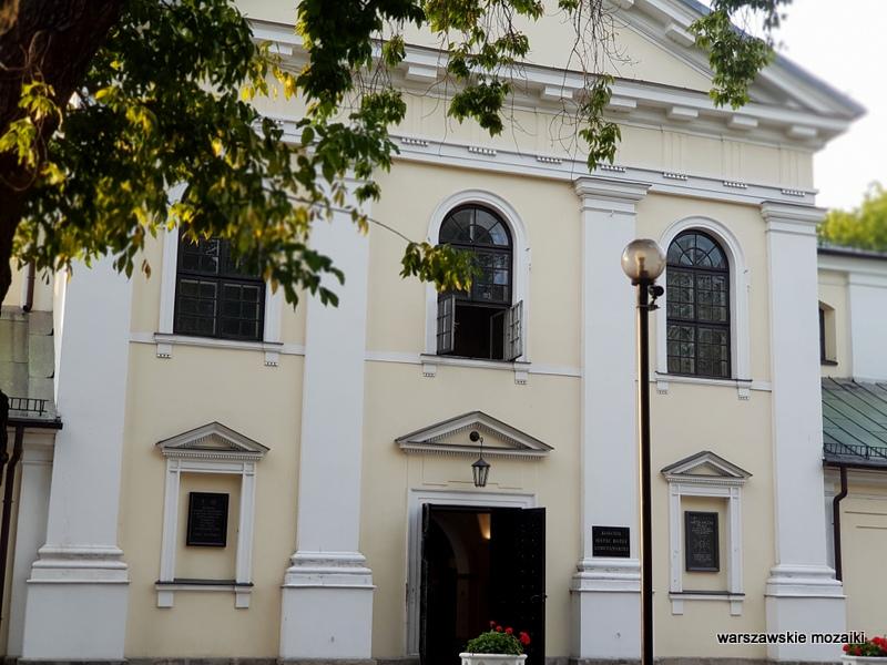 Warszaw Warszawa warszawskie kościoły architektura architecture obiekt sakralny rzymskokatolicki Praga Północ