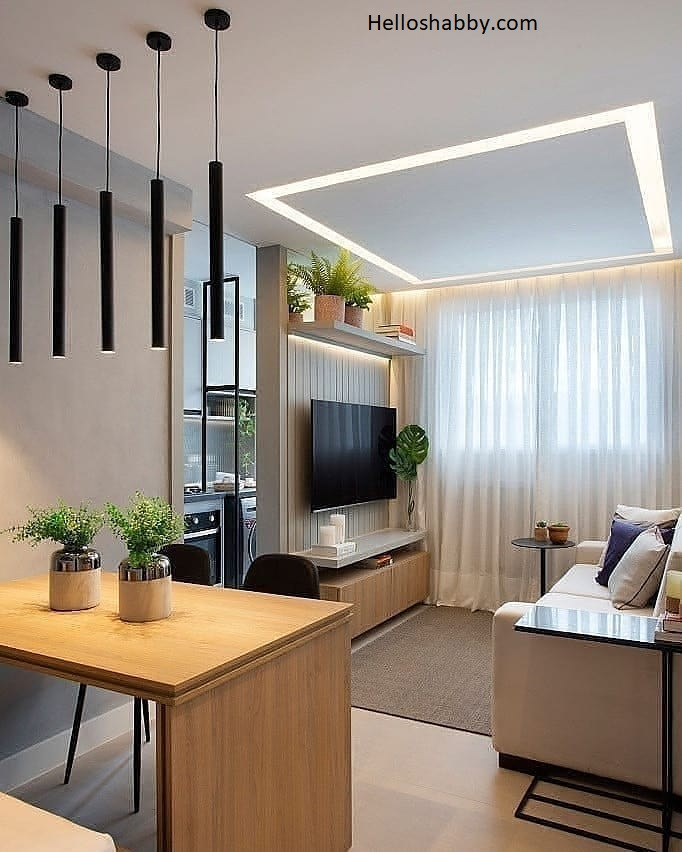 6 Ide Pembatas Ruang Tamu Dan Dapur Yang Luar Biasa Bisa Anda Tiru Helloshabby Com Interior And Exterior Solutions