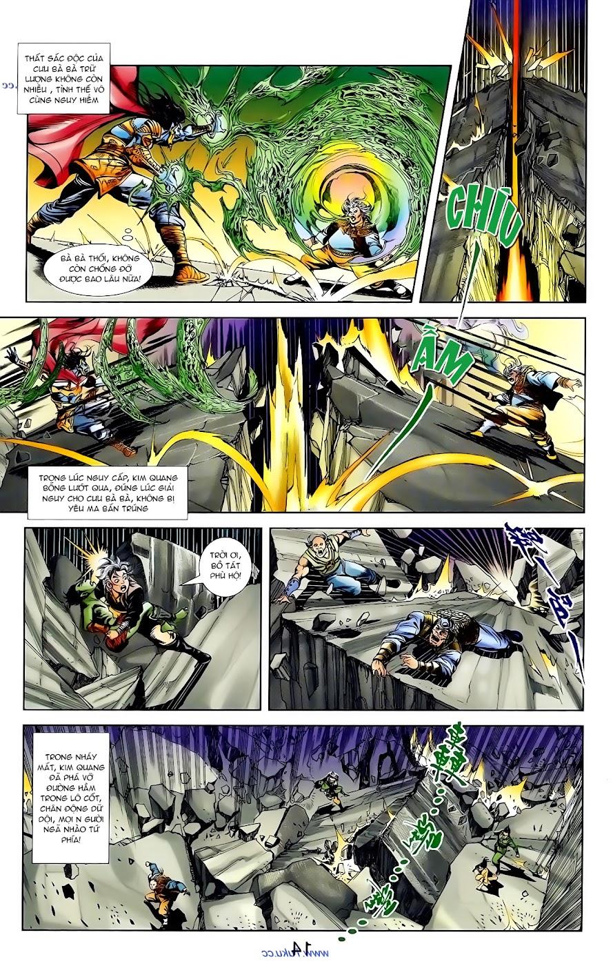 Cơ Phát Khai Chu Bản chapter 99 trang 8