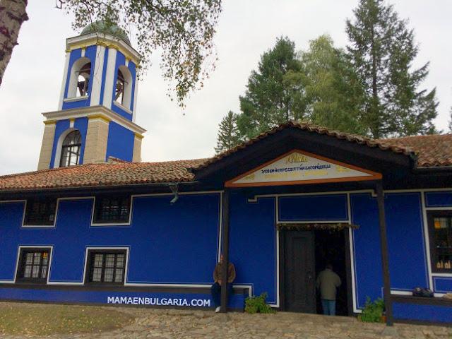 Iglesia de la Dormición de la Virgen, Koprivshtitsa