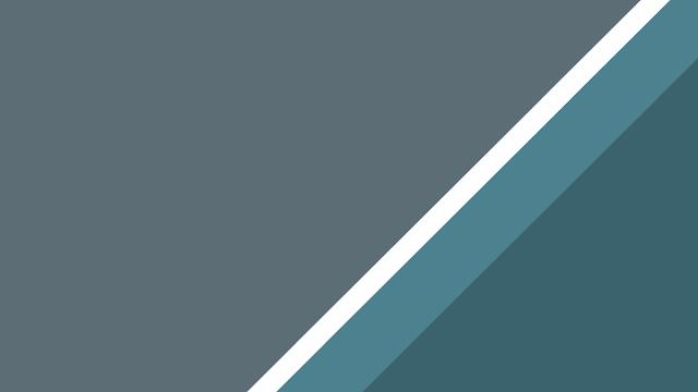 Corner: blue-grey