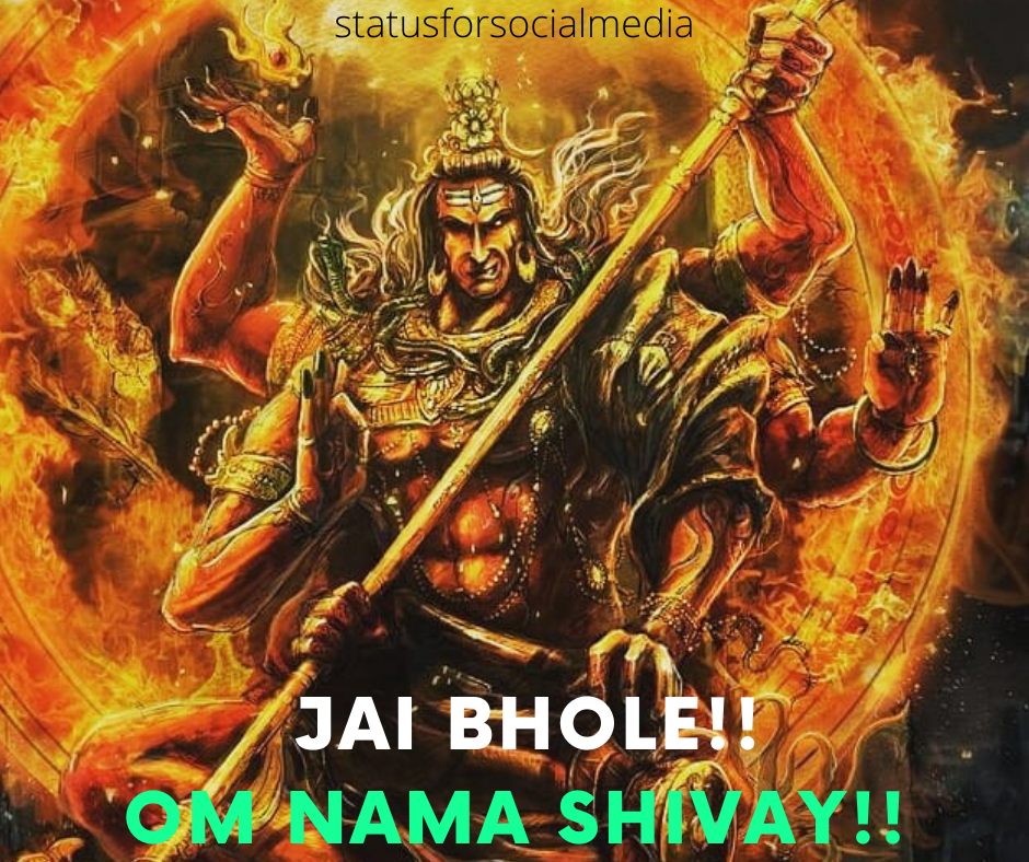 Om Nama Shivaya 2021
