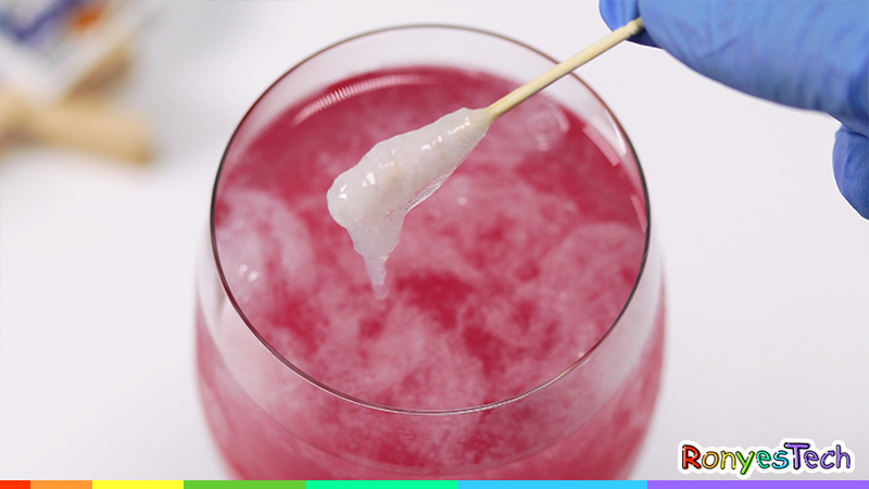 Strawberry DNA Extraction Instruction Step6
