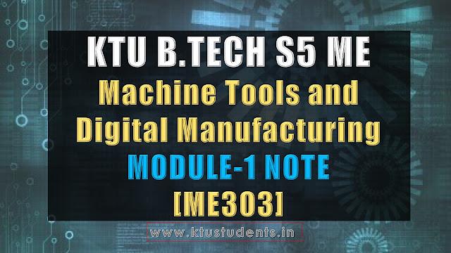 S5 ME KTU ME303 Module 2 note
