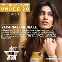 Vaishnavi Andhale (Indian Actress) Biography, Wiki, Age, Height, Family, Career, Awards, and Many More