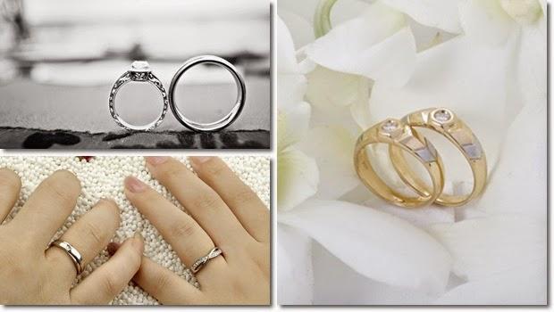 Kết quả hình ảnh cho bí quyết chọn nhẫn cưới cho cô dâu