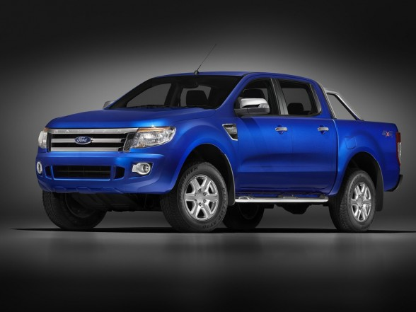 Ford Drive One 2013 Ford Ranger