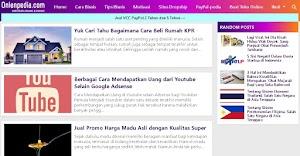 Jasa Placement / Guest Post di Blog Bisnis, Ekonomi, Finance Indonesia