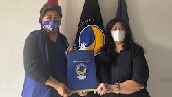 Sherly Tjanggulung Ditetapkan sebagai Ketua Garnita Malahayati Sulut