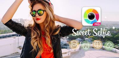 تطبيق Sweet Selfie للأندرويد, افضل برنامج سيلفي 2020, احسن تطبيق لالتقاط الصور, افضل تطبيق للسيلفي, افضل تطبيق لاخذ الصور, افضل تطبيق كاميرا للاندرويد 2020, افضل كاميرا سيلفي 2020, احسن تطبيق كاميرا
