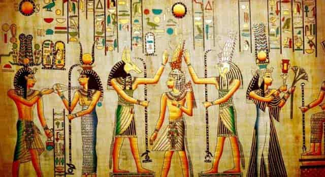 ¿Quién eres? Según los Egipcios