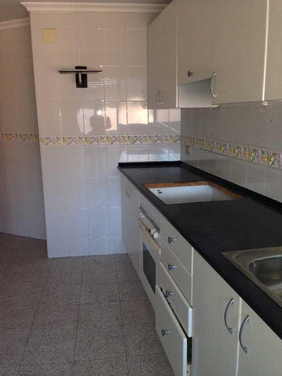 piso en venta calle de la trinidad almazora cocina