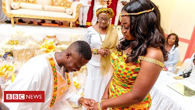 Bride price - celebrating tradition or demeaning women?