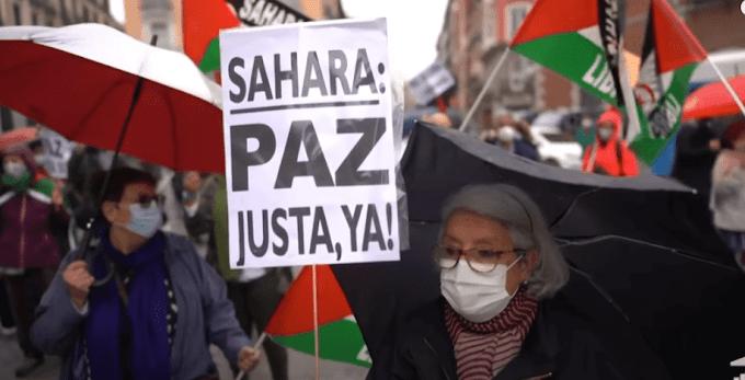 El Parlamento Europeo debate una resolución sobre el Sáhara Occidental.