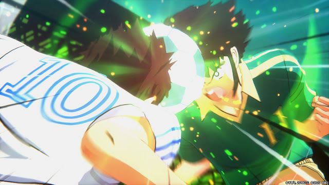 Analisis de Captain Tsubasa: Rise of New Champions para PS4 - Animación